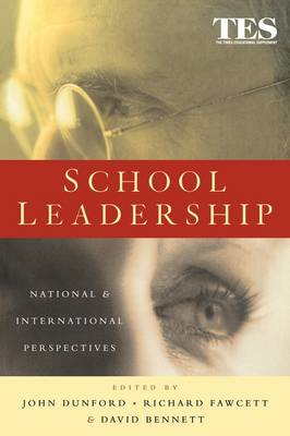 School Leadership: National and International Perspectives (Book)