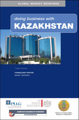 Doing Business with Kazakhstan - Doing Business with... S. (Hardback)