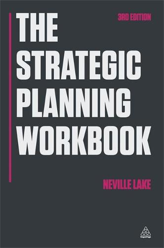 The Strategic Planning Workbook (Paperback)