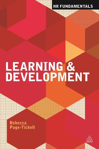 Learning and Development - HR Fundamentals (Paperback)