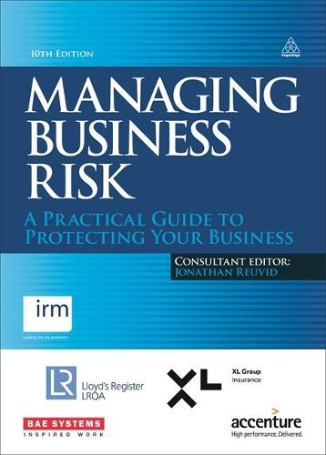 Managing Business Risk: A Practical Guide to Protecting Your Business (Hardback)