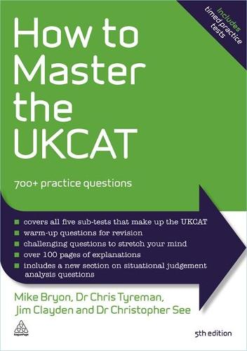 How to Master the UKCAT: 700+ Practice Questions (Paperback)