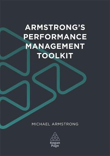 Armstrong's Performance Management Toolkit - HR Toolkits