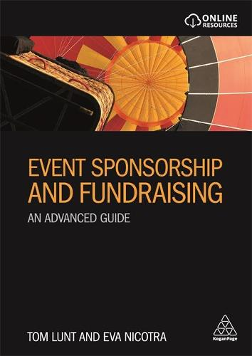 Event Sponsorship and Fundraising: An Advanced Guide (Paperback)