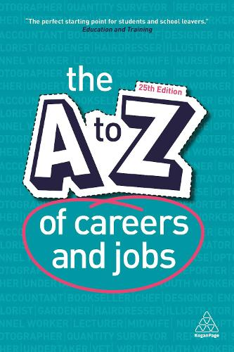The A-Z of Careers and Jobs (Paperback)