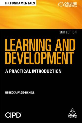 Learning and Development: A Practical Introduction - HR Fundamentals (Paperback)