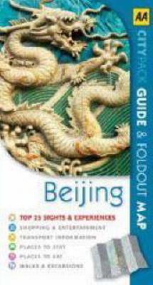 Beijing - AA CityPack Guides (Paperback)