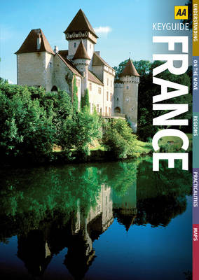 France - AA Key Guides Series (Paperback)