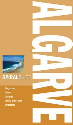 Algarve - AA Spiral Guides (Spiral bound)