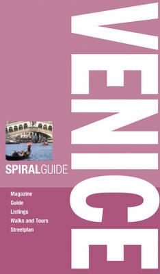 Venice - AA Spiral Guides (Spiral bound)