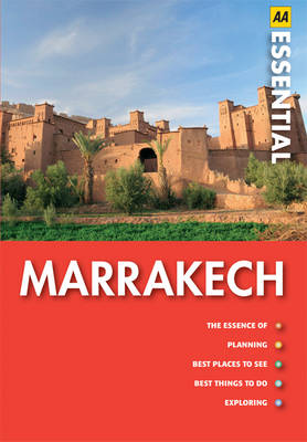 Marrakech - AA Essential Guide (Paperback)