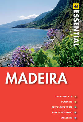 Madeira - AA Essential Guide (Paperback)