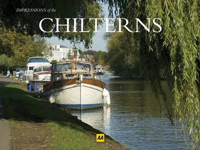 The Chilterns - AA Impressions of Series (Paperback)