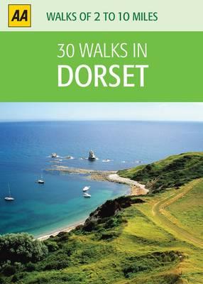 Dorset - AA 30 Walks in (Sheet map)