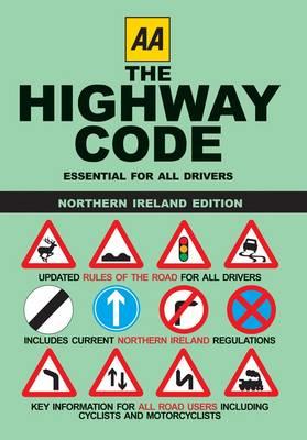 AA the Highway Code - Northern Ireland (Paperback)
