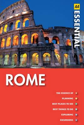 Rome: AA Essential Guides - AA Essential Guides (Paperback)
