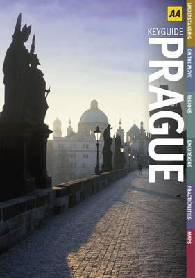 Prague - AA Key Guides (Paperback)