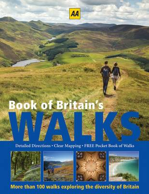 Book of Britain's Walks (Hardback)