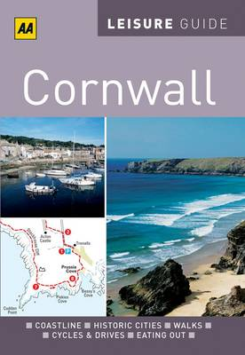 Cornwall - AA Leisure Guides (Paperback)