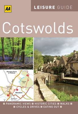 Cotswolds - AA Leisure Guides (Paperback)
