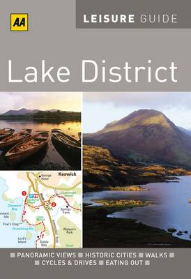Lake District - AA Leisure Guides (Paperback)