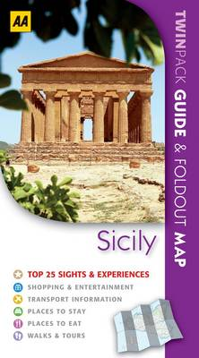 Sicily: AA Twinpacks (Paperback)