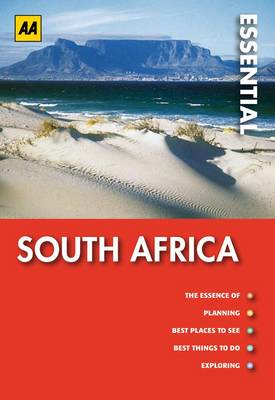 South Africa: AA Essential Guides (Paperback)