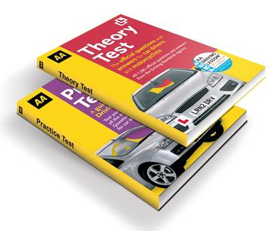 Driving Test Twin Pack: AA Driving Test (Paperback)