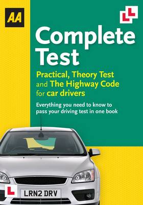 Complete Test: AA Driving Test (Paperback)
