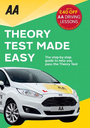Theory Test Made Easy: AA Driving Test (Paperback)