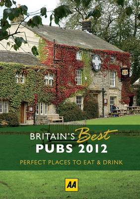 Britain's Best Pubs 2012 (Paperback)