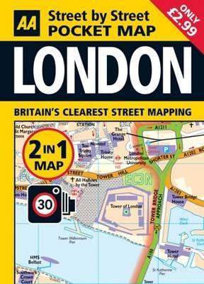 London Pocket Map (Sheet map, folded)