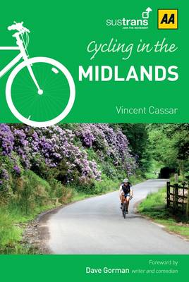 Midlands - Cycling in (Paperback)