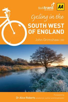 Cycling in the South West of England - Cycling in (Paperback)