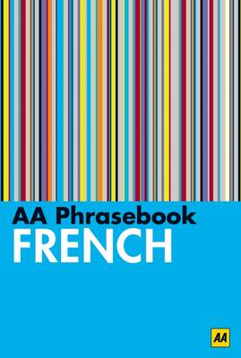 AA Phrasebook French (Paperback)