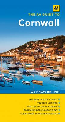 The AA Guide to Cornwall (Paperback)