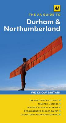 The AA Guide to Durham & Northumberland (Paperback)