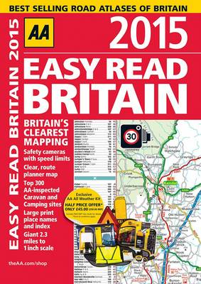 Easy Read Britain 2015 (Paperback)