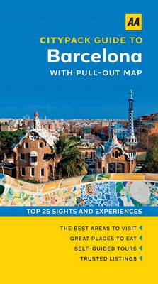 Barcelona - AA CityPack Guides (Paperback)