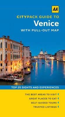 Citypack Guide to Venice with pull-out map
