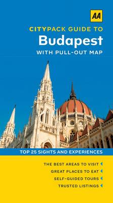 Budapest - AA CityPack Guides (Paperback)