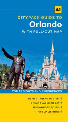 Orlando - AA CityPack Guides (Paperback)
