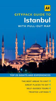 Istanbul - AA CityPack Guides (Paperback)