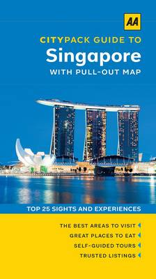 Singapore - AA CityPack Guides (Paperback)