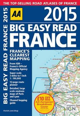 Big Easy Read France 2015 (Spiral bound)