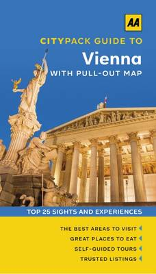Vienna - AA CityPack Guides (Paperback)