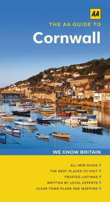 Cornwall - The AA Guide to (Paperback)