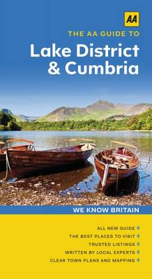 Lake District & Cumbria - The AA Guide to (Paperback)