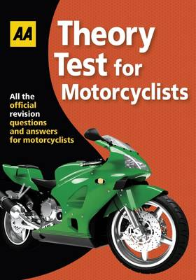 Theory Test for Motorcyclists: AA Driving Test (Paperback)