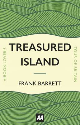 Treasured Island: A Book Lover's Tour of Britain (Paperback)